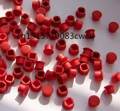 landp-tech 100X for Lenovo OEM ThinkPad TrackPoint Red Cap Mouse Pointer 100pcs