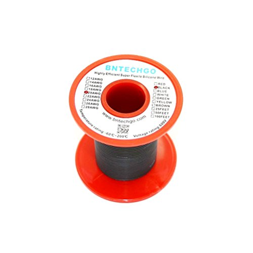 20 awg silicone wire - 6