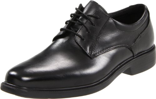Bostonian Men's Wendell Oxford,Black Leather,11 M
