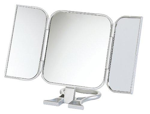 23x 12cm Folding Travel Spiegel True Image