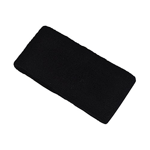 Toutacoo, Soft and Warm Baby Alpaca Headband, Made in Perou Black