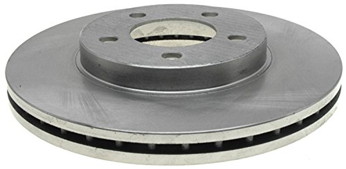 ACDelco 18A648A Advantage Non-Coated Front Disc Brake Rotor