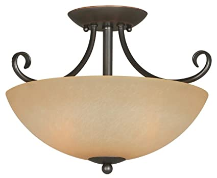 hardware house 543769 berkshire 14 1 2 inch by 10 inch ceiling light