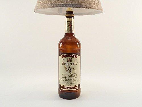 Bottle Lamp (Seagram Vo Canadian Whiskey)