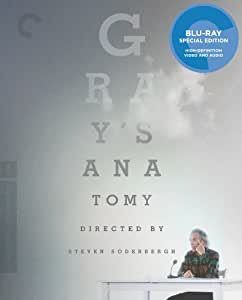 Criterion Collection: Gray's Anatomy [Blu-ray] [Import]