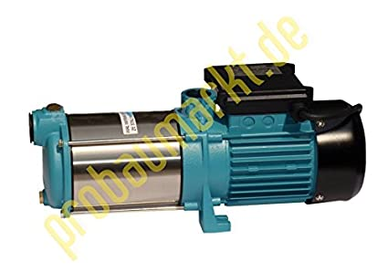 Pompa Per Irrigazione Pompa Da Giardino Per Pozzi 1500 W 95l Min