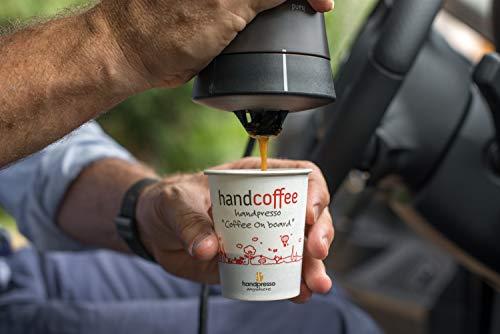 41%2BmzmiUFEL Handpresso - NEUE Handcoffee Auto 12V 21000- Kaffeemaschine für das Auto, Tragbare Kaffeemaschine mit Senseo®-kompatible…