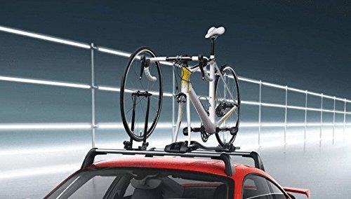 Racing Bike Carrier - Front Wheel Bag - Porsche (95B-044-800-08)