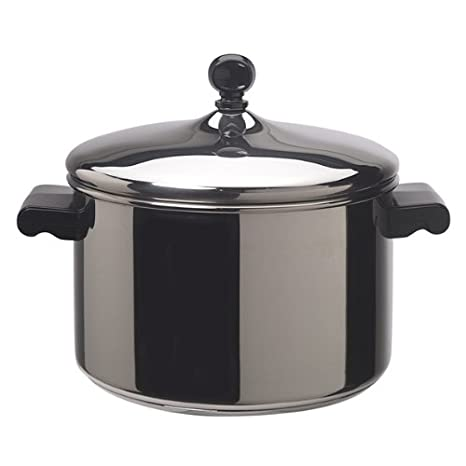 Amazoncom Farberware Classic Stainless Steel 4 Quart Covered