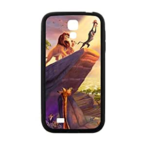 Charming lion and lovely animals Cell Phone Case for Samsung Galaxy S4
