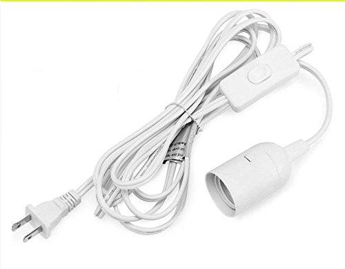 White Led Lights White Cord