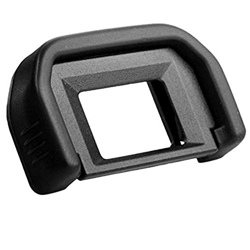 TOOGOO Camera Eyecup Eyepiece for Canon Ef Replacement Viewfinder Protector for Canon Eos 350D 400D 450D 500D 550D 600D 1000D 1100D 700D 100D Xt Xti Vs Xsi T1I T2 T2I T3 T3I T4I T5I Sl1 by TOOGOO (Image #3)