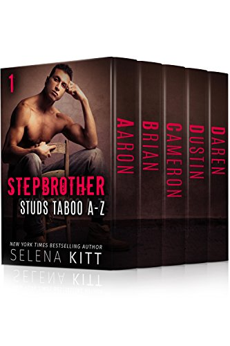 - Stepbrother Studs: Taboo A-Z Boxed Set Volume 1: A Stepbrother Romance Collection (Stepbrother Studs Boxed Sets)