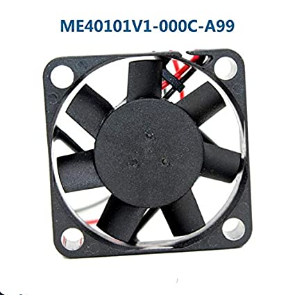 weizhan for SUNON ME40101V1-000C-A99 4010 12V 1.08W 4 cm 404010mm 2-Wire Cooling Fan