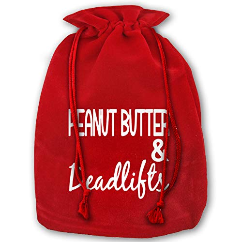 Gift Tote Peanut Butter - TPSXXY Peanut Butter and Deadlifts