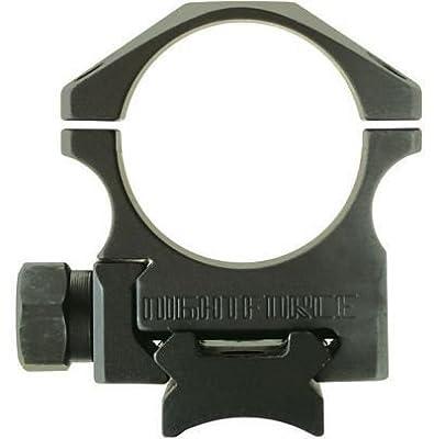 "Nightforce Optics 1.00"" Medium Steel Ring Set for 30mm Scopes from Nightforce Optics"