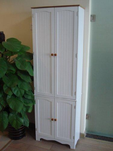Tall Narrow Linen Cabinet Amazon Com