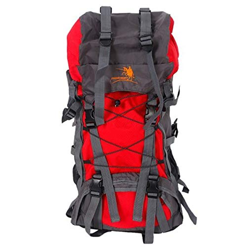 AOOLIVE Free Knight SA008 60L Outdoor Waterproof Hiking Camping Backpack Red from AOOLIVE