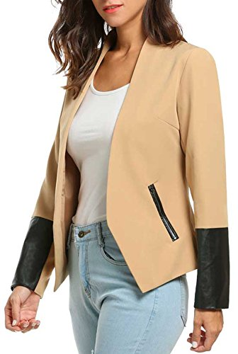 Leathet Jacket - 1