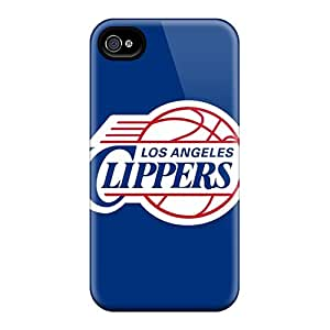 High Quality Mobile Covers For Iphone 4/4s With Allow Personal Design Attractive Los Angeles Clippers Pictures JonBradica