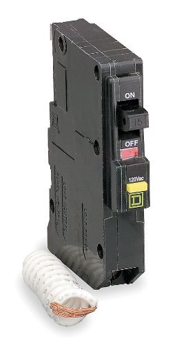 Square D Qo115Afi Sp-240V-15A (Wire Arc Fault Breaker)