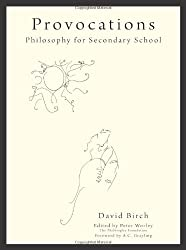 The Philosophy Foundation: Provocations - Philosophy for Secondary School