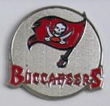 Tampa Bay Buccaneers NFL Round Metal Magnet