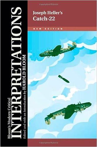 Book Catch-22: Joseph Heller (Modern Critical Interpretations)