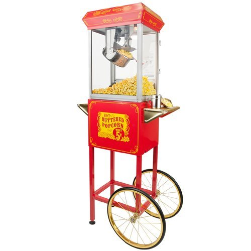 FunTime Sideshow Popcorn Machine Black Friday Deal 2020