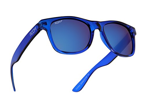 (BOOM Reflection Polarized Sunglasses by Dimensional Optics - COBALT)