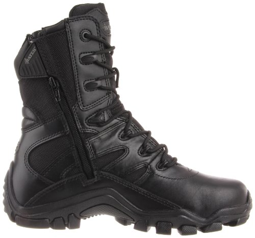 Black Inch Bates Women's DELTA Boot 8 RxXY1
