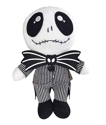 illuOKey Jack Skellington Plush Doll Nightmare Before Christmas Toys - Pumpkin King Plush Stuffed Lovely Baby Dolls (Jack Doll 8