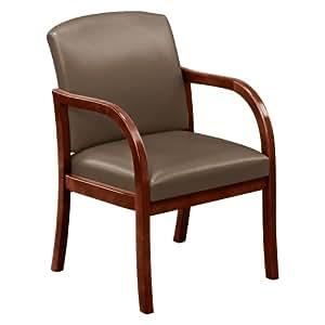 Amazon.com: Lesro Vinyl Arm Chair: Kitchen & Dining