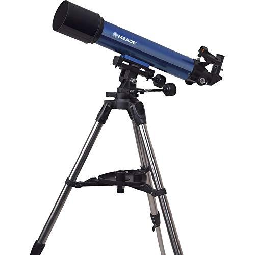 【クーポン対象外】 MEADE【屈折式 屈折式天体望遠鏡【屈折式 初心者 組み立てやすい すぐ使える 扱いやすい】 扱いやすい】 MEADE B07GSRJNLP, アットデア:1d346767 --- martinemoeykens.com