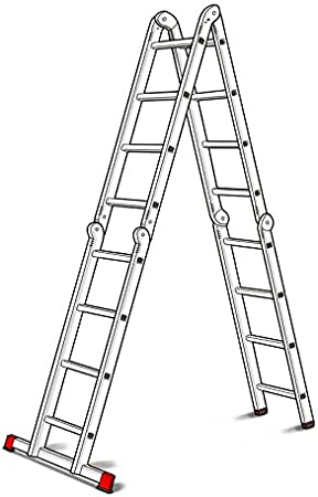 Calidad Würth - alu-escalera multiusos escalera maletín para Escalera: Amazon.es: Bricolaje y herramientas