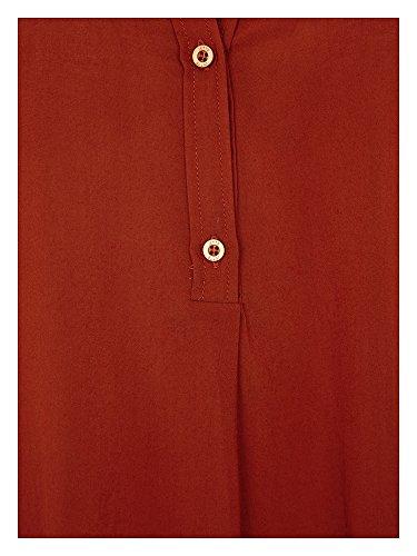 JETTE JOOP Blusa sin botones Mujer rojo pardo