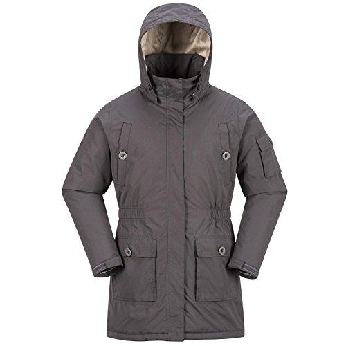 COX SWAIN Damen Funktionsjacke MIRABELL, Farbe: Khaki, Größe: XL