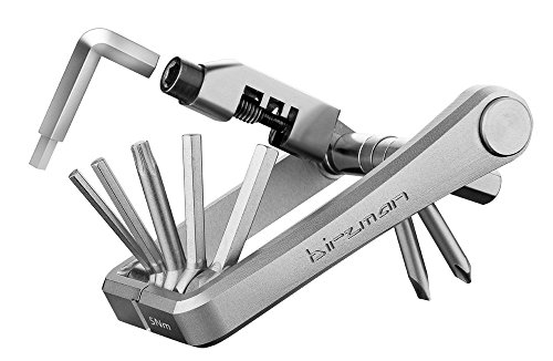 Birzman M-Torque 10 Function 5Nm Multi Tool# (Birzman 20 Piece Travel Box Tool Kit)