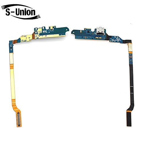 Generic New Charging USB Port Dock Connector Flex Cable for Samsung Galaxy S4 i9500 9505 Series Replace Version 19 Only