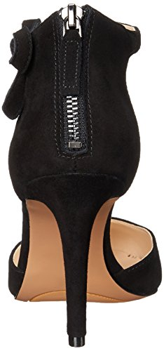 Bomba de Nine West Howley vestido de gamuza Black