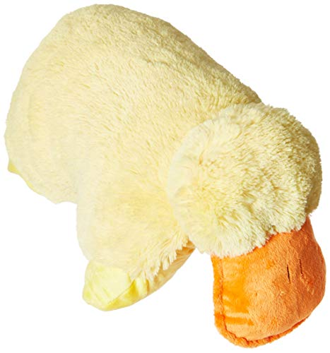 Pillow Pets Signature, Puffy Duck, 18
