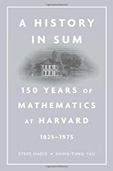 A History in Sum: 150 Years of Mathematics at Harvard (1825-1975)