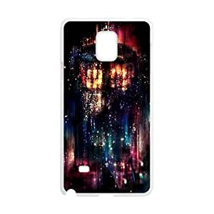 Abstract night graffitti Cell Phone Case for Samsung Galaxy Note4