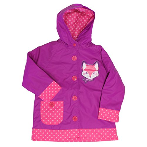 girls 6x rain coat - 3