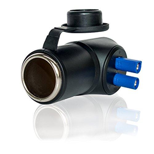 TPF EC5 Cigarette Lighter Socket Adapter for Car Battery Booster Mini Car Jump Starter