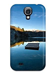 Best Galaxy S4 Case Cover Skin : Premium High Quality Lake Reflections Case
