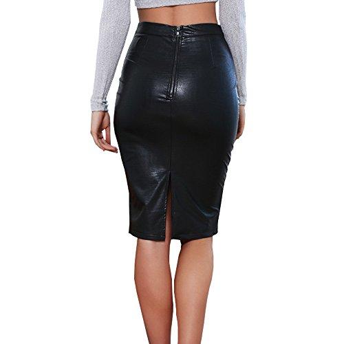 eliacher s pencil skirt below knee length skirt midi