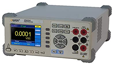 OWON XDM2041 55000 Counts,DC Voltage Accuracy up to 0.025% Bench Digital Multimeter