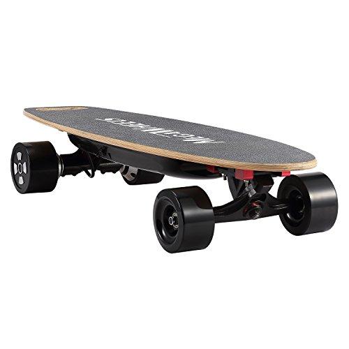 MegaWheels GS01 Electric Longboard Skateboard Electric off-road Skateboard -Motorized Skateboard...