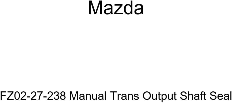 Mazda Y601-17-131 Manual Trans Input Shaft Seal